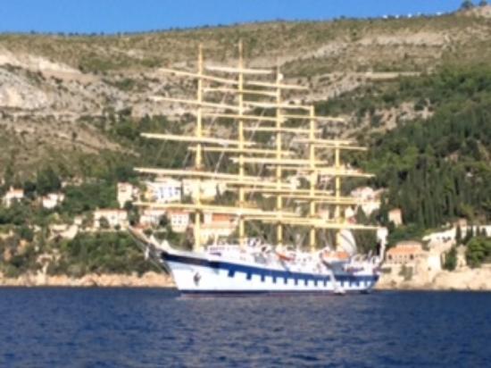 Ploce, Croacia: Visiting 5 master