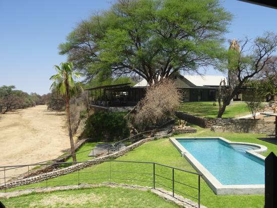 Epako Game Lodge: pool