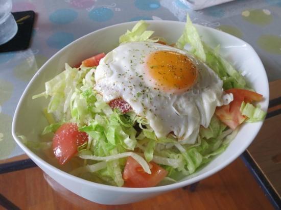Cafe & Restaurant Imagine: 名物(?)タコライス