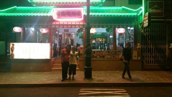 imagen China Town en Santiago del Teide