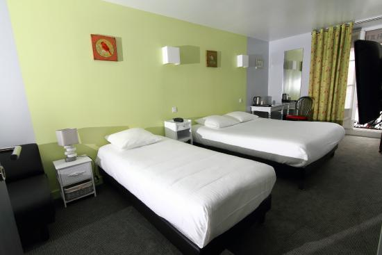Hotel Ohartzia Saint Jean De Luz Voir Les Tarifs 63
