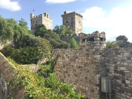 bodrum kalesi - Picture of Castle of St. Peter, Bodrum City - TripAdvisor