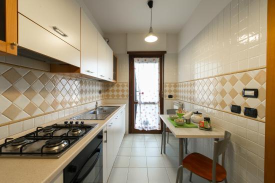 le cucine arredate negli appartamenti domus village - picture of ... - Domus Cucine
