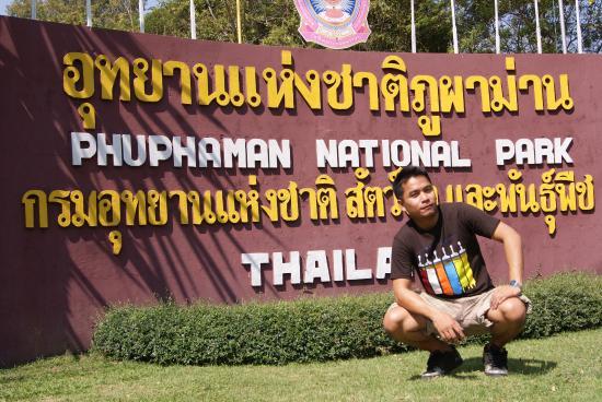 Phu Pha Maan National Park