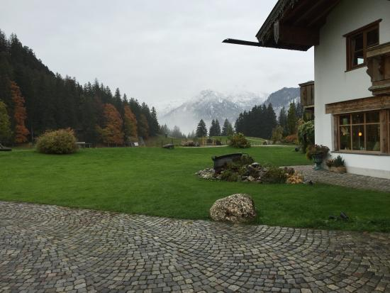 Berghotel Schlossanger Alp Photo