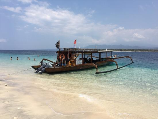 Scallywag Divers - Gili Air