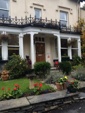Southview Guest House: Nice entrance