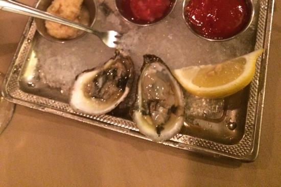 Little Compton, RI: Oysters