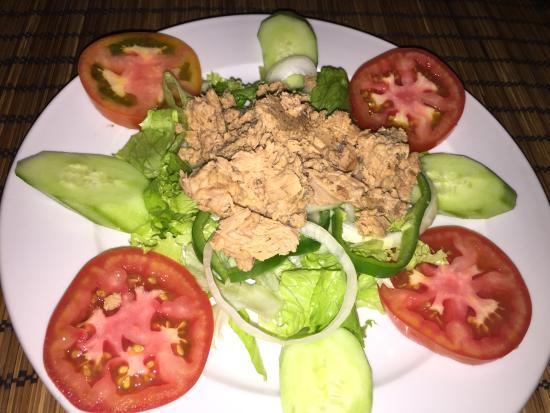 Restaurante Fortuna Nova: Tuna Salad