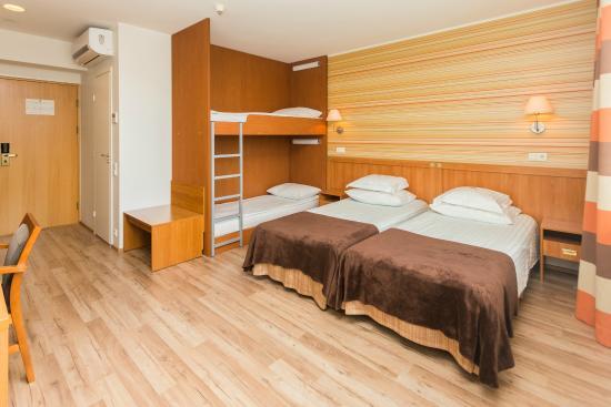Oru Hotel : Family room