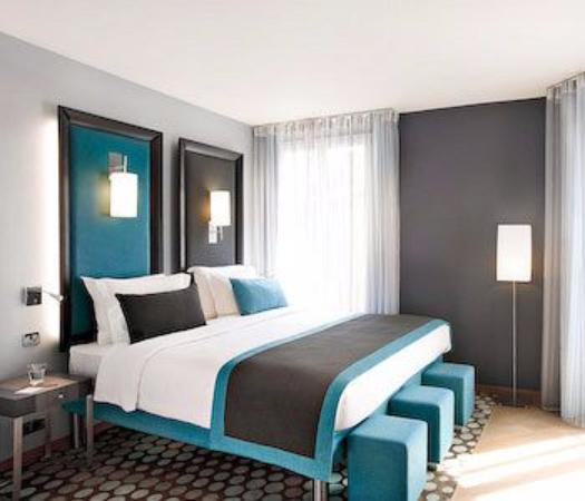 Hotel Bassano: room