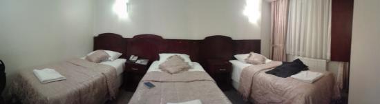 Grand Liza Hotel: LETTI