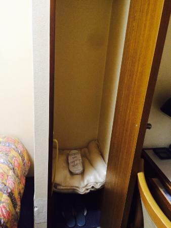 Hakataekimae SB Hotel: 室内