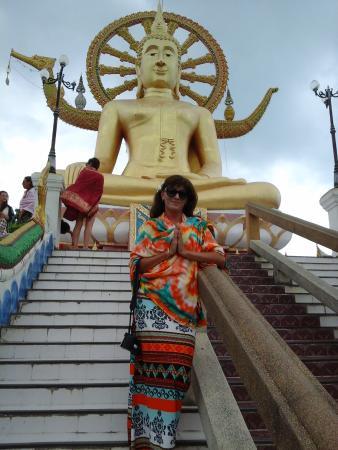 Summer Inn: Биг Будда