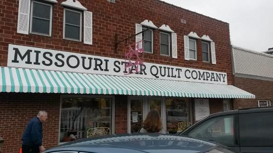 Missouri Star Quilt Co Main Building Picture Of Missouri Star