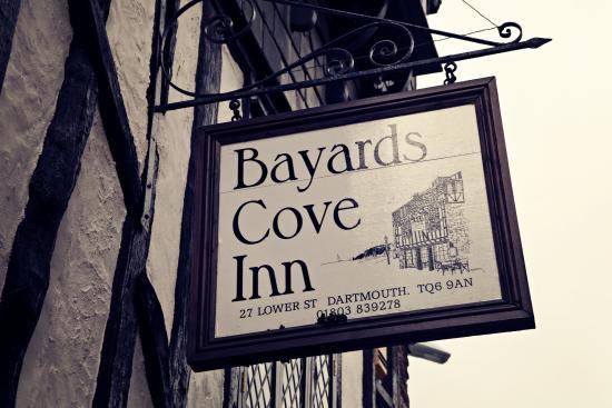 Bayards Cove Inn Restaurant Dartmouth: Bayards Cove Inn