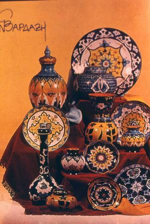 Rethymnon Prefecture, Grecia: Ceramics Vardaxis