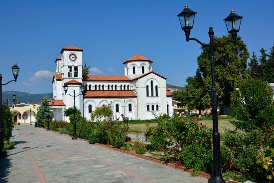 Nea Karvali, Grécko: Kirche