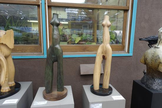 Tesuque, NM: Shidoni Foundry