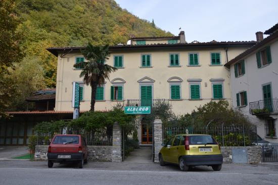 Ronta, İtalya: facciata principale
