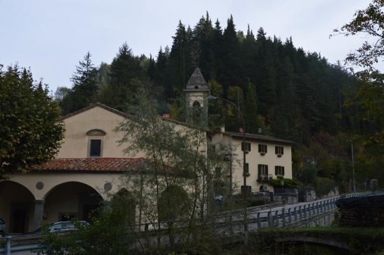 Ronta, İtalya: a pochi metri