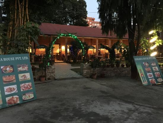 photo0.jpg - Photo de Gokarna House Restaurant, Katmandou - Tripadvisor