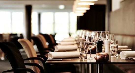 Comwell Korsor: Restaurant