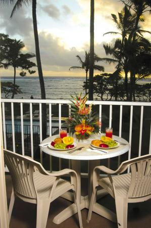 WorldMark at Kapaa Shores: Balcony