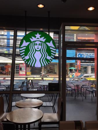 Starbucks SF Pattaya