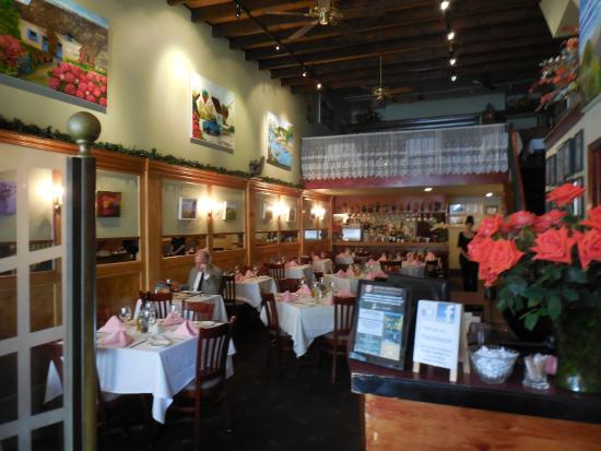 Georgie Restaurant Opening Times