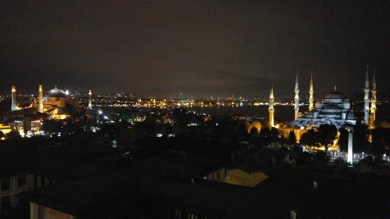 The BEST view in Istanbul!