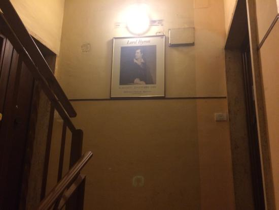 WRH Trastevere: Entrance