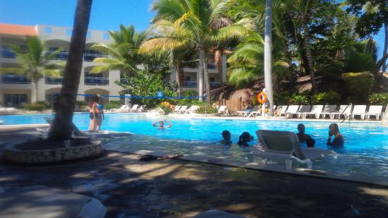 Cofresi Palm Beach Spa Resort Pool