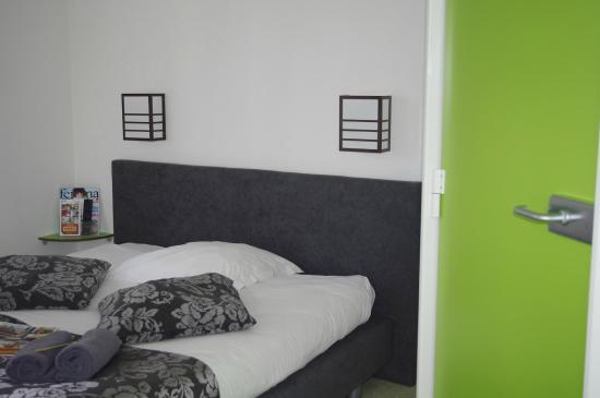 Hôtel balladins Saintes : Chambre double
