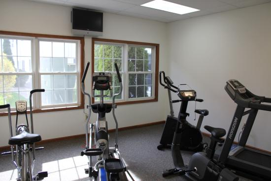 Farmstead Inn: Fitness Center