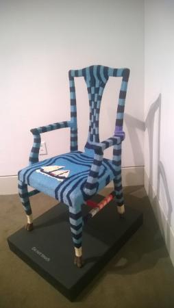 Art Gallery of Nova Scotia : chair 2