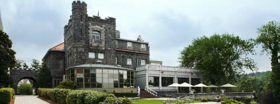 Tarrytown House Estate on the Hudson: Biddle Mansion