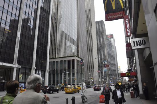 McDonald's: Отличный вид