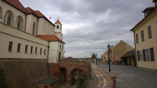 Брно, Чехия: Шпильберк