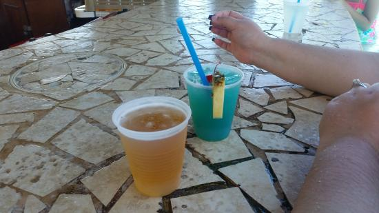 Rincon of the Seas Grand Caribbean Hotel: Good drinks
