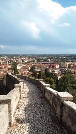 Conegliano, Italy: Mura Carraresi
