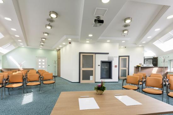 Hotel Prag: Conference room