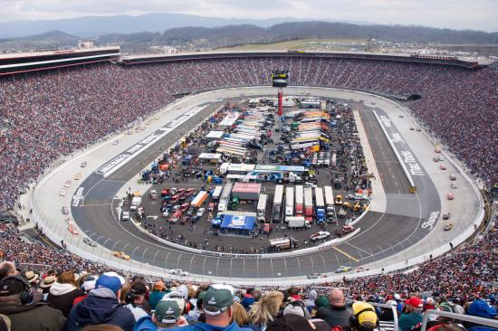 Where is the bristol motor speedway for Bristol motor speedway tours
