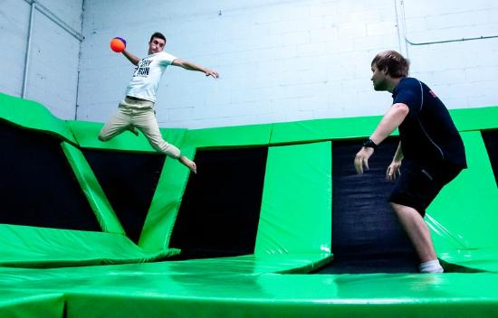 Airborne Trampoline World