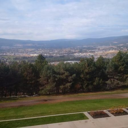 West Kelowna, Canada: Over looking the Valley