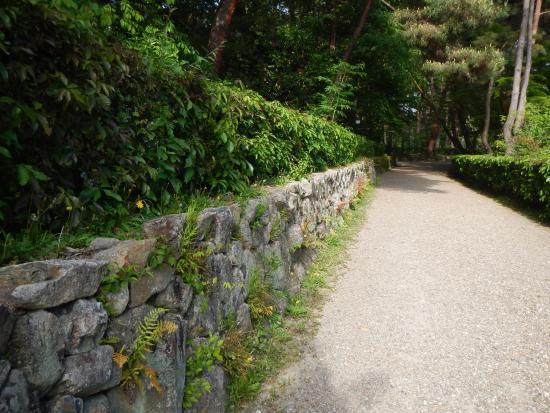 Kameyama Castle Town