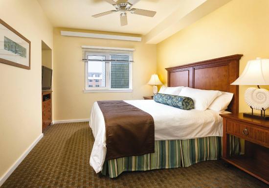 Long Beach, WA: Bedroom