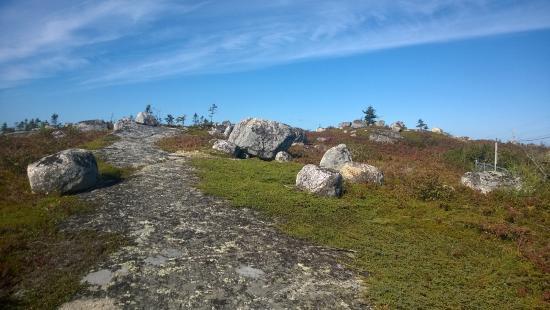Tantallon, Canadá: path