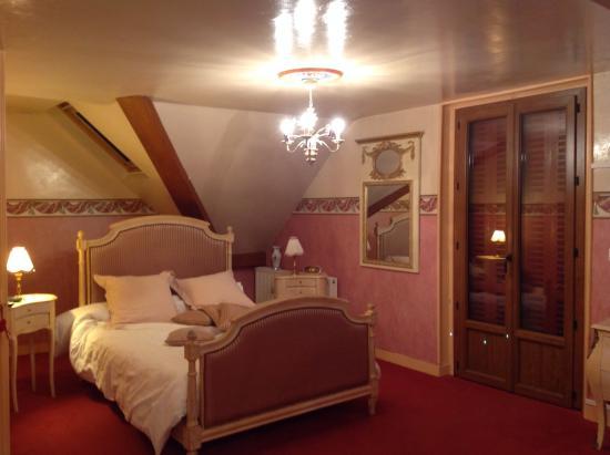 Ле-Блан, Франция: Chambre Dany au 2ème  sans ascenseur