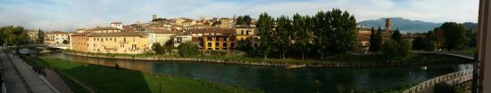 Hotel Cavour: Vista dall'hotel